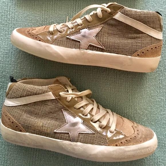 Mid Rise Golden Goose Sneakers   Poshmark